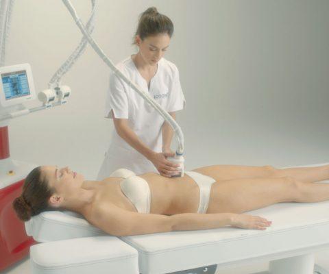 Icoone laser аппартная терапия