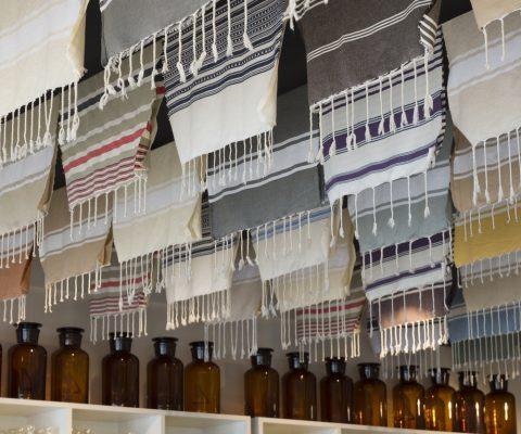 Сияние - пилинг с иорданской солью