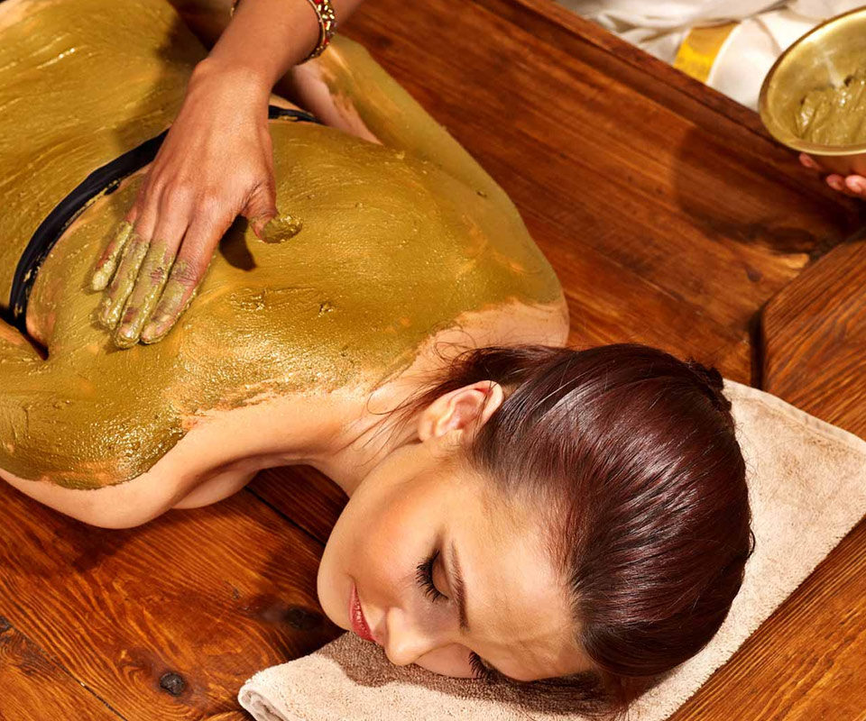 Аюрвердический массаж