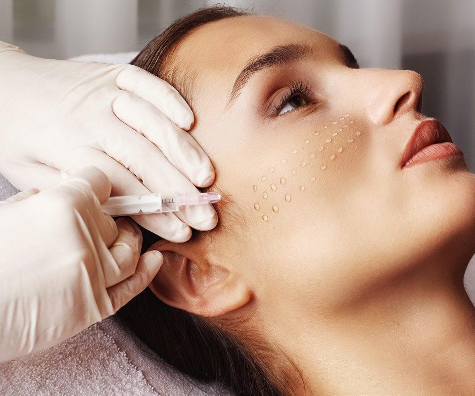 Биоревитализация лица, шеи и зоны декольте