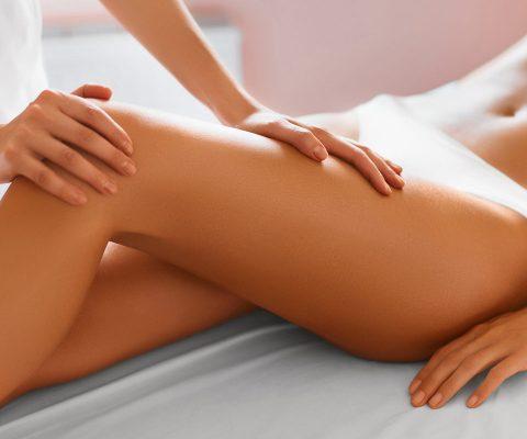 Классический антицеллюлитный массаж