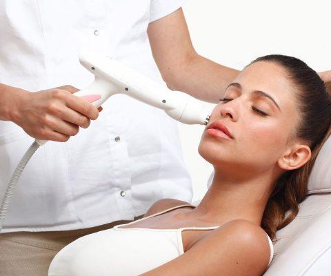 Радиочастотный лифтинг кожи лица и тела