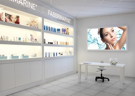 Fabrimarine - уход «Атомизированные живые водоросли»