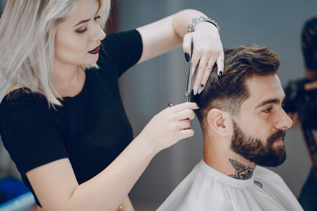 Парикмахерские услуги для мужчин