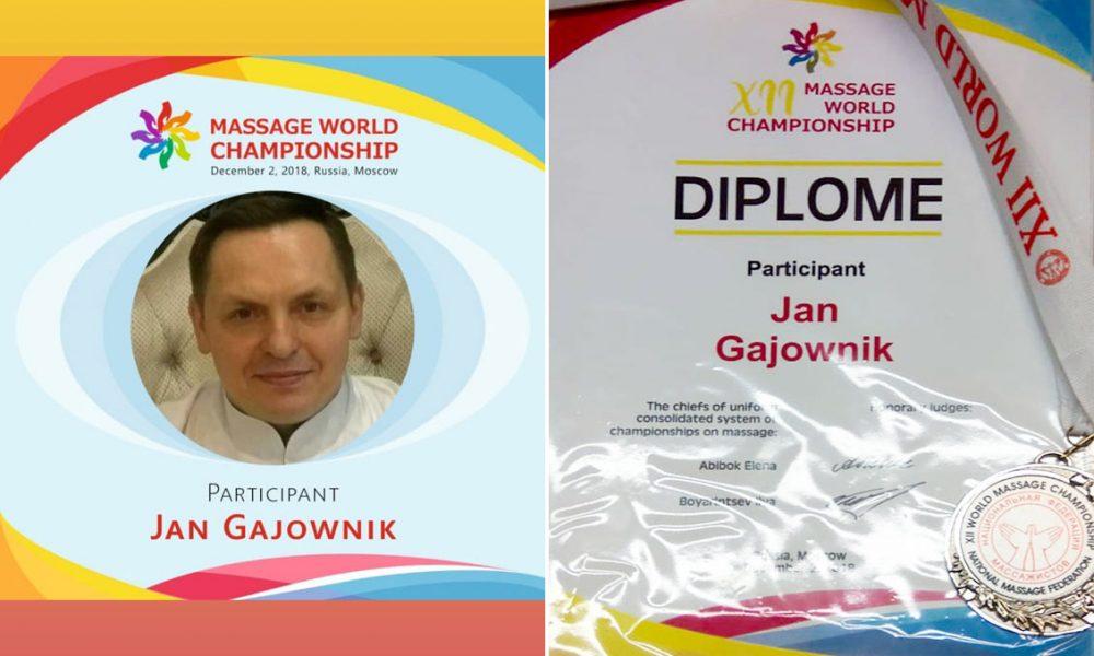 XII Чемпионат мира по массажу